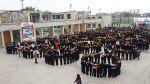 Más de 8 mllns. de escolares participaron en simulacro de sismo - Noticias de simulacro de sismo