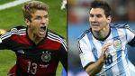 Alemania vs. Argentina: la final del Mundial con mucha historia - Noticias de franz marc
