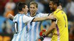 CRÓNICA: Argentina a la final siendo infalible en los penales - Noticias de antecedentes penales