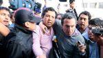Miembros de Gobierno Regional de Áncash visitan a gerente preso - Noticias de penal cambio puente