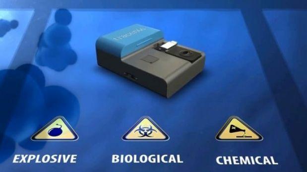 Una nariz electrónica detecta explosivos con nanotecnología