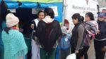 Sisol hace campaña de salud en Ticlio Chico en VMT - Noticias de ticlio