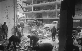 Así ocurrió: En 1992 se da un atentado en la calle Tarata