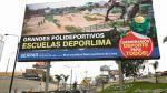 Sancionan a 9 municipios por publicitar obras en elecciones - Noticias de luis garcia bendezu