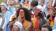 Final del Mundial Brasil 2014: emoción y tensión en Berlín
