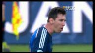 Alemania vs. Argentina: Lionel Messi vomitó otra vez