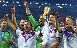 Alemania, primer europeo en ganar la Copa del Mundo en América