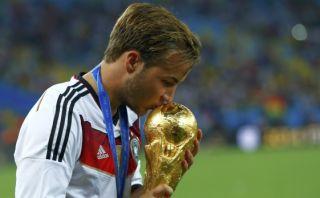 Mario Götze, el héroe precoz de la final del Mundial 2014