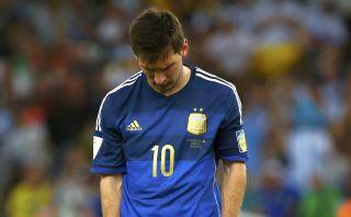 Lionel Messi y sus sentidas palabras tras perder el Mundial
