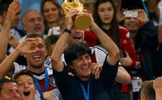 """Joachim Löw: """"El trabajo empezó hace 10 años con Klinsmann"""""""