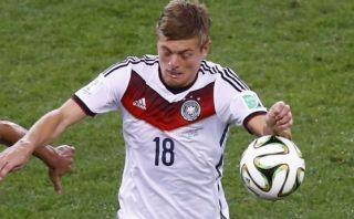 Toni Kroos confirmó que jugará en el Real Madrid de España