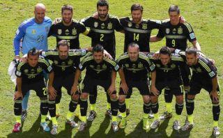 Tabla de posiciones de Brasil 2014: España en el puesto 23