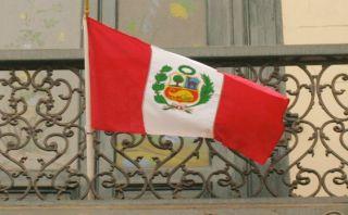 San Isidro multa con S/. 190 a vecinos que no coloquen bandera