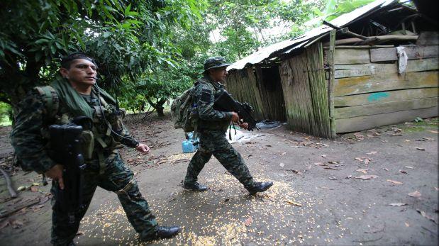 Amazonas: oficial del Ejército disparó y mató a tres cabos | El ... - El Comercio