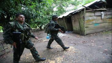Amazonas: oficial del Ejército disparó y mató a tres cabos