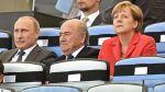 Alemania Vs Argentina: hay 10 jefes de Estado en el Maracaná - Noticias de christian vieri