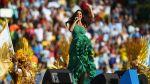 Ivete Sangalo, la reina brasileña de la clausura del Mundial - Noticias de alexandre pires