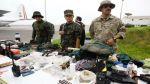 Ofensiva al terrorismo, por Rubén Vargas - Noticias de brigada de fuerzas especiales