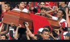 Colombia: Barrabravas profanan la tumba de hincha rival