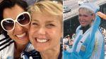 Critican a Xuxa por alentar a Argentina en la final del Mundial - Noticias de xuxa