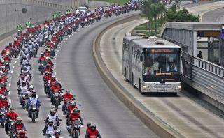 Este domingo se realizará el Desfile Patrio en motocicleta AAP