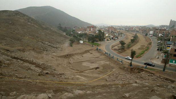 Túneles de Puruchuco siguen en planos 2 años después de anuncio