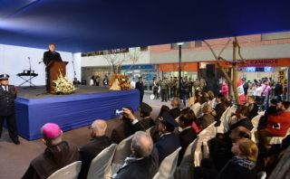 Miraflores recordó 22 años del atentado en la calle Tarata