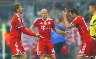 Claudio Pizarro y el enorme reto de ser titular en Bayern