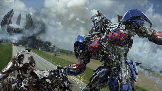 """""""Transformers 4"""" llevó 87 mil personas a su estreno en el Perú"""