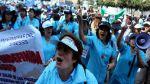 Enfermeras en huelga denunciadas por delito contra la vida - Noticias de huelga de enfermeras