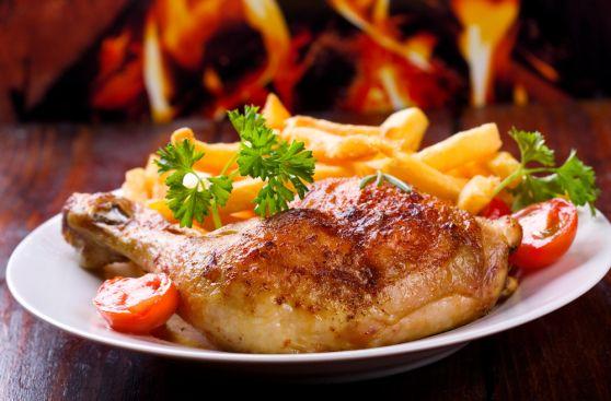Consejos para comer mejor el pollo a la brasa