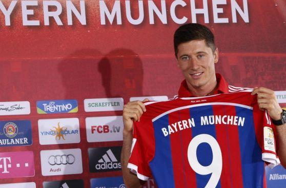 Lewandowski, Kroos y los fichajes más caros de la temporada