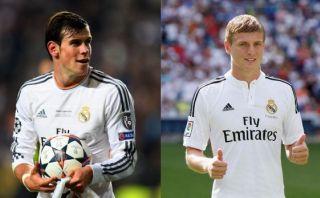 Gareth Bale y Toni Kroos: ¿Qué se dijeron por Twitter?