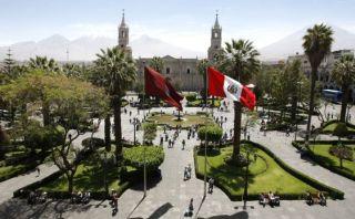 Arequipa recibiría 128 mil turistas en julio