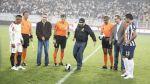 Daniel Urresti dio el 'play de honor' en el U vs Alianza Lima - Noticias de walter ibanez