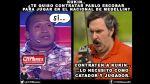 Kukín Flores: los memes de su participación en EVDV - Noticias de fútbol nacional