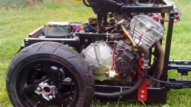 La silla de ruedas m s r pida del mundo motos ruedas for Sillas para discapacitados