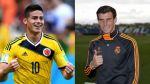 Gareth Bale le da la bienvenida a James Rodríguez vía Twitter - Noticias de team player