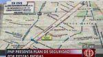Gran Parada Militar ocupará 32 cuadras de la Av. Brasil - Noticias de general pnp