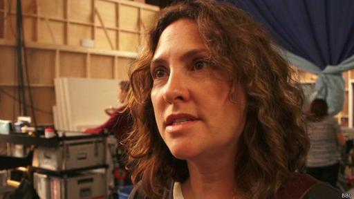Jill Soloway asegura que los nuevos modelos de consumo dan más libertad creadora a los guionistas. (BBC)