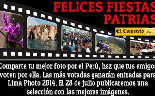Comparte tu imagen del Perú y gana entradas a Lima Photo 2014