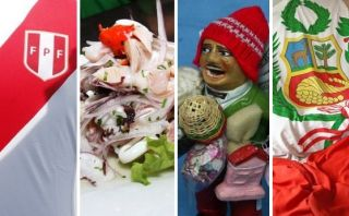 ¿Qué objeto te identifica más como peruano?