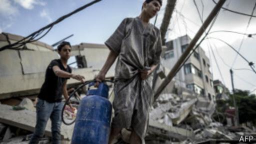El conflicto de las últimas semanas ya arroja más de 800 muertos palestinos. De ellos, más de dos tercios son civiles, según datos de la ONU.