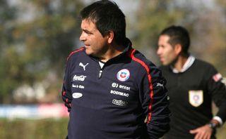 Vivas no seguirá como técnico de la Sub 20, afirman en Chile