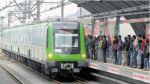 Metro de Lima pasa desde hoy con nuevos horarios en tramo 1 - Noticias de tomas silva
