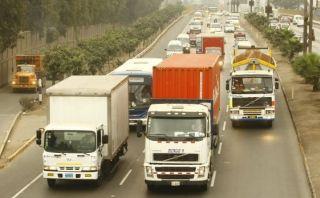 Camiones de carga no podrán transitar por la Carretera Central