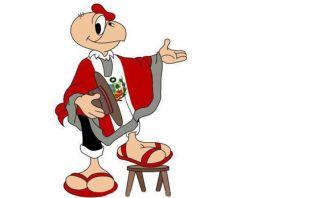 Condorito se sumó a los saludos por Fiestas Patrias