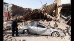 Así ocurrió: un terremoto sacudió el sur del Perú el 2007 - Noticias de alicia andrade