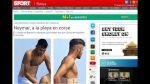 Neymar disfruta de sus vacaciones en Ibiza, pero... - Noticias de bruna marquezine