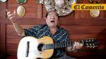 El 'Carreta' evoca la época de oro de la música criolla - Noticias de canciones criollas